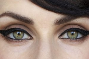 Göz Şekillerine Göre Eyeliner Çekme